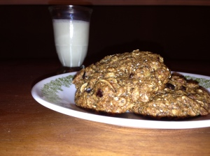 Irresistible Chewy Trail Mix Cookies3