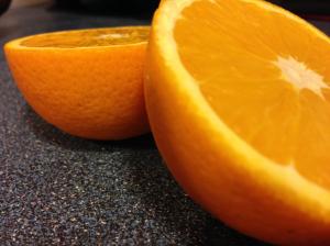 Orange Snack