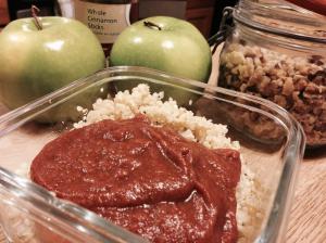 quinoa applesauce cereal2