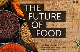 the future of food - bill gates